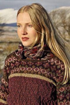 Вдохновение природой. Подбор цвета и фактуры.: ru_knitting