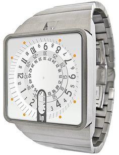 LIP Watch - Mythic Steel - White