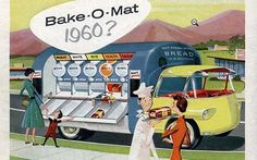 Here's What The Future Was Going To Look Like According To These Old Ads.