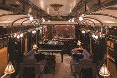Travel From London To Venice On The World's Most Luxurious Train