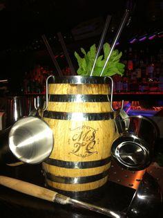 the sailor's barrel....the mystique punch!!!