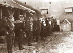 WWII. - 1944. - NDH - SS Handžar divizia - muslimans