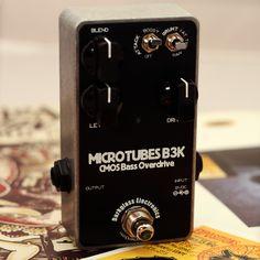 Microtubes B3K - Darkglass Electronics Bass Pedals, Guitar Pedals, Bass Amps, Electronics, Studio, Music, Musica, Musik, Studios