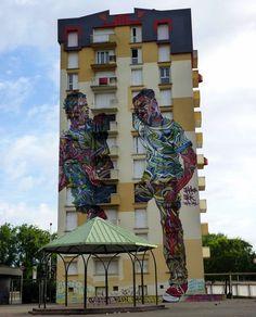 Shaka in Melun, France