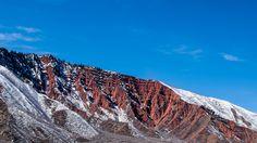 Iron Mountains Glenwood Springs CO [OC] [4236 x 2383]