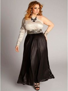 Stunning Plus Size Evening Dresses For Special Occasions by IGIGI