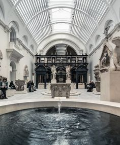 (139) Fancy - Fountain of Youth Victoria and Albert Museum