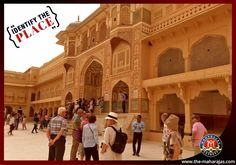#SundayFun Identify the Place? The Picturesque Situation of Fort is at the mouth of a Rocky Mountain Gorge of Rajasthan. Remarkable Place for its Combined Rajput-Mughal architecture. Fort is UNESCO World Heritage Site, is the top attraction in Jaipur for sightseer.  www.the-maharajas.com  #MaharajasExpress #DiscoverIndia #LuxuryTravel #IncredibleIndia