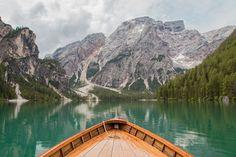 Seerundweg Pragser Wildsee | Lago di Braies | Südtirol #bestmountainartists #wanderung