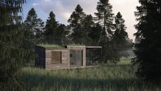 Commissioned by Sommarnöjen, the leading Scandinavian brand of ecological holiday houses, JWDA interpreted and visualised a range of small wood cabin for sauna, well-being and compact living according to Arja. The range is based on only two structures – a 7.5 sqm cabin and one at 15 sqm. However, the bigger size is designed to…
