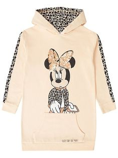 Super soft and perfect for popping on with leggings or tights for some comfy lazy day chic, they'll love this Disney Minnie Mouse hoodie dress with its glitt. Kids Outfits Girls, Girl Outfits, Boys Winter Clothes, Minnie Mouse Sweatshirt, T Shirt Time, Baby Dress Design, Disney Sweaters, Hoodie Dress, Disney Outfits