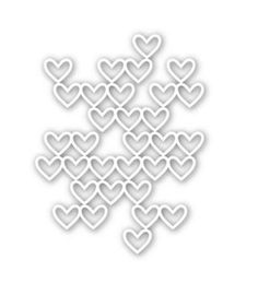 SSS Stacked Hearts