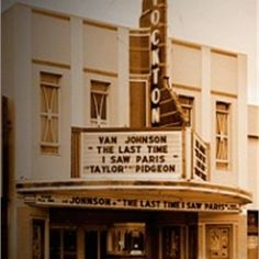 Stockton Empire Theatre on the Miracle Mile. We have be loving it since 1945!  www.celebratestockton.com