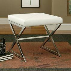 Coaster Furniture Vanity Stool | Hayneedle