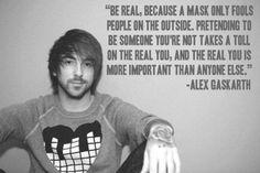 Alex Gaskarth, All Time Low <3