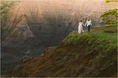 Enchanted Elopements by Meg Courtney - Adventure hike in elopements, Kauai…