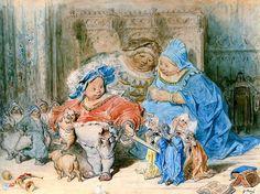 Gustave_Doré-L'Enfance_de_Gargantua