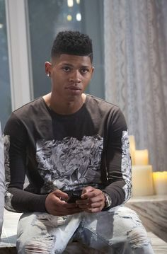 Hakeem Lyon in Empire S02E01