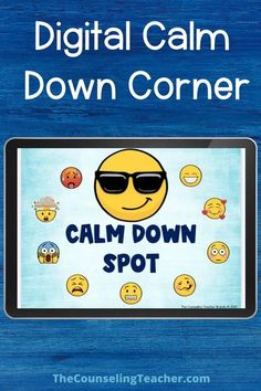 This calm down corner has video and sounds for a more mindful experience.  All ages will enjoy this one, including adults.  #calmdowncorner #digitallessons #distancelearning #thecounselingteacherbrandy #schoolcounselor Social Emotional Activities, Social Emotional Development, Counseling Activities, Leadership Activities, Educational Leadership, Group Activities, Educational Technology, Elementary School Counseling, School Social Work