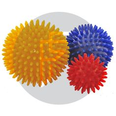 Shop online for spiky massage balls that can be used to improve posture, muscle balance, joint and soft tissue mobility. Sensory Processing Disorder, Improve Posture, Massage, Baby, Image, Baby Humor, Infant, Babies, Babys