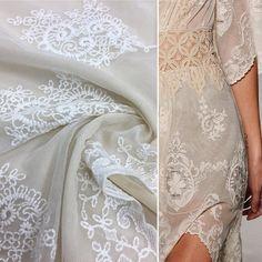 51 отметок «Нравится», 4 комментариев — Магазин Тканей и Фурнитуры (@tessuti_cloth) в Instagram: «Сетка с вышивкой ✨✨✨✨#тканимосква #тканиизиталии #тканииталия #тканиоптом #tessuti»
