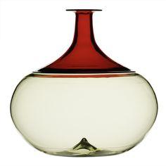 The Mid-Century Modernist: Bolle Bottles by Tapio Wirkkala for Venini