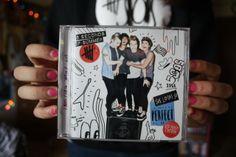 5 Seconds of Summer CD ♡