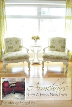 Kijiji Find Armchairs Get A Fresh New Look