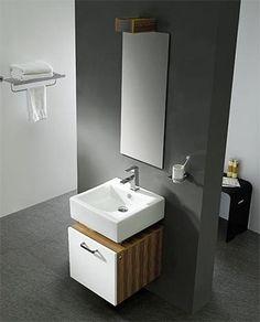 7 Kleine Wastafel Ideas Bathroom Vanity Vanity Bathroom Design Small Modern