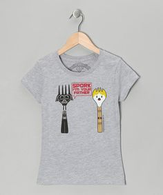 Cleverly embellished with a witty slogan, this giggle-inducing tee is sure to leave a trail of smiles wherever it's worn. Made from super-soft fabric, it'll have little ones laughing in the comfiest of cotton.