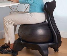 Fitness Ball Chair