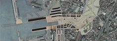 Parc Nord plan: #Marseille #Urban Design #Architecture