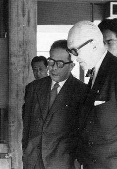 Kunio Maekawa and Le Corbusier