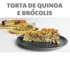 Se você for agora pra despensa ainda dá tempo de ficar pronto pro jantar. Torta de quinoa e brócolis, pra voltar dos meus dias off com coisa boa (e saudável!) Entra lá no ▶️ www.xicaradecha.com ◀️ pra ver