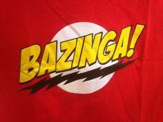 Bazinga! #TBBT