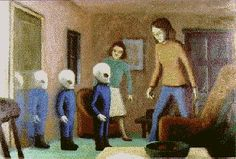January 25, 1967, South Ashburnham, Massachusetts. Aliens enter Betty Andreasson's home and take her to undergo a spiritual experience.  Eventually the entire family became  involved in this strange abduction case. http://koti.mbnet.fi/timebomb/abduct.html