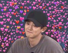 New ideas memes faces kpop exo Kpop Exo, Memes Exo, Baekhyun, Chanbaek, K Pop, Exo Stickers, Heart Meme, Memes Funny Faces, Kim Minseok