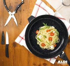 Pasta, ¡y qué pasta! #recetasALDI