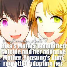 Okay so I don't like Rika but that's just sad....