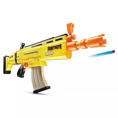 Fortnite AR-L Nerf Elite Dart Blaster, Ages 8 and Up, 20 darts included, Unopened brand new Kids Water Toys, Cool Nerf Guns, Nerf Darts, Power Ranger Birthday, Nerf Toys, Battle Royale Game, Batmobile, Epic Games, Tv Commercials
