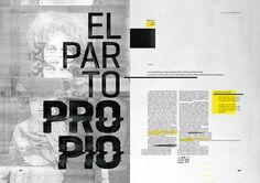 Fascículo Antonin Artaud  Diseño II, Cátedra Gabriele, FADU, UBA  www.antipixel.com.ar