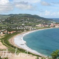 Honeymoons Travel: St. Kitts Honeymoons from The Knot