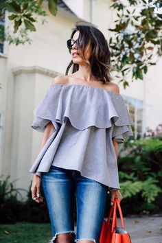 VivaLuxury - Fashion Blog by Annabelle Fleur: OFF THE SHOULDER OBSESSION