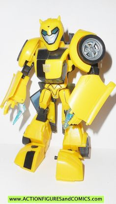 transformers animated BUMBLEBEE complete 2008 action figures