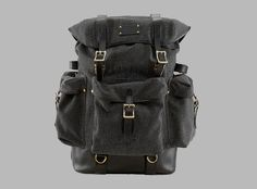 L.L.Bean Signature Saltwash Canvas Backpack... No longer available! What gives... - $145