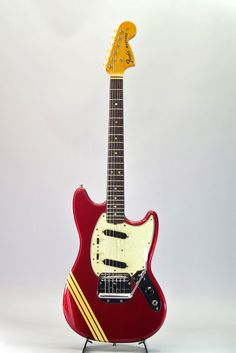 Fender[フェンダー] 1974 Mustang 詳細写真