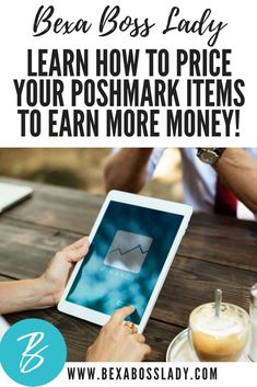 Poshmark pricing can be confusing. Should you mark it up? Price it high? I'll break down my Poshmark pricing strategies and how I make more money per item now that I've implemented these Poshmark tricks. Earn More Money, Ways To Save Money, Money Saving Tips, How To Make Money, Business Tips, Business Planning, Business Marketing, Internet Marketing, Media Marketing