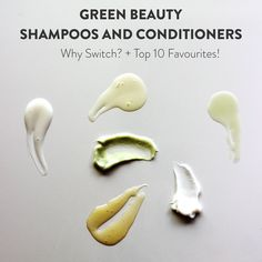 Best Green Beauty Shampoos and Conditioners — Speyeral Beauty Water Flowers, Shampoo And Conditioner, Smudging, Curly Hair Styles, Hair Care, Hair Beauty, Green, Healing, Posts