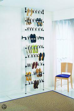 Leuk idee voor een schoenenrek