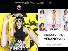 ¿Te gusta vestir con actitud y te falta tiempo?¡ Estamos en  www.pinkett.com.mx! súper seguro, súper fácil y súper rápido. Pinkett, Every day wear style!